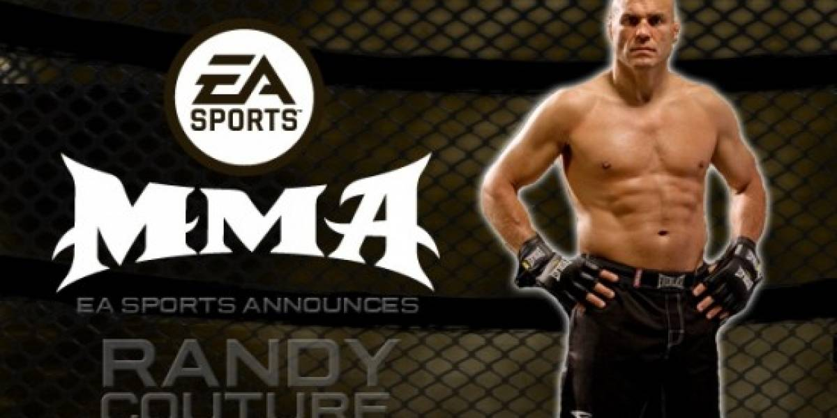 Randy Couture en EA Sports MMA