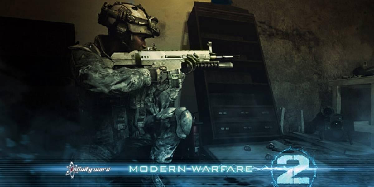 Detalles y precio del Resurgence Pack para Modern Warfare 2