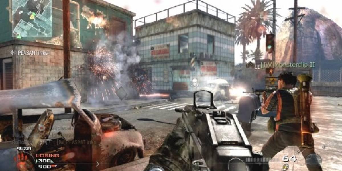 Modern Warfare 2 de PC no soportará servidores dedicados