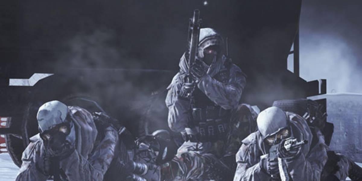 A ver si te corre: Modern Warfare 2