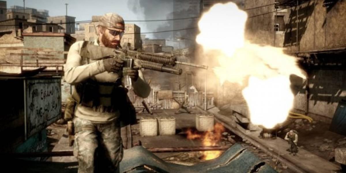Nuevo trailer de Medal of Honor muestra el modo Combat Mission