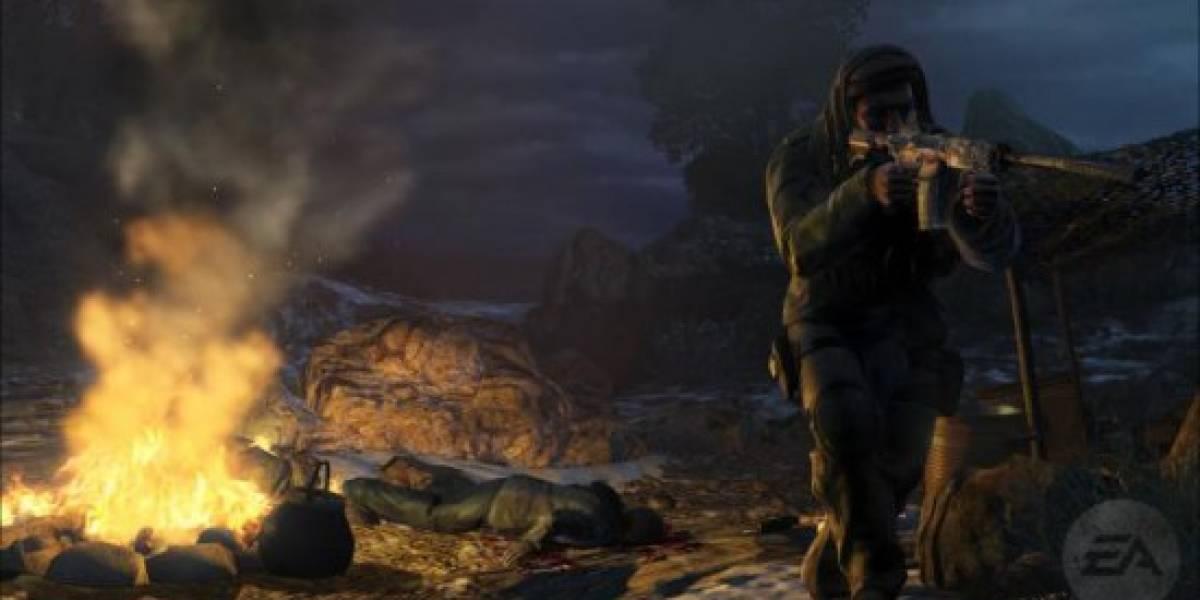 Nuevo trailer de Medal of Honor ofrece el primer vistazo a la campaña individual