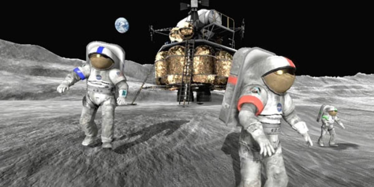 La NASA te lleva a la Luna con Moonbase Alpha