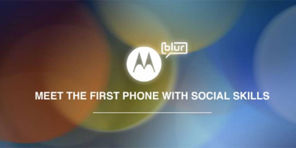 Motorola dejará de potenciar la marca MOTOBLUR