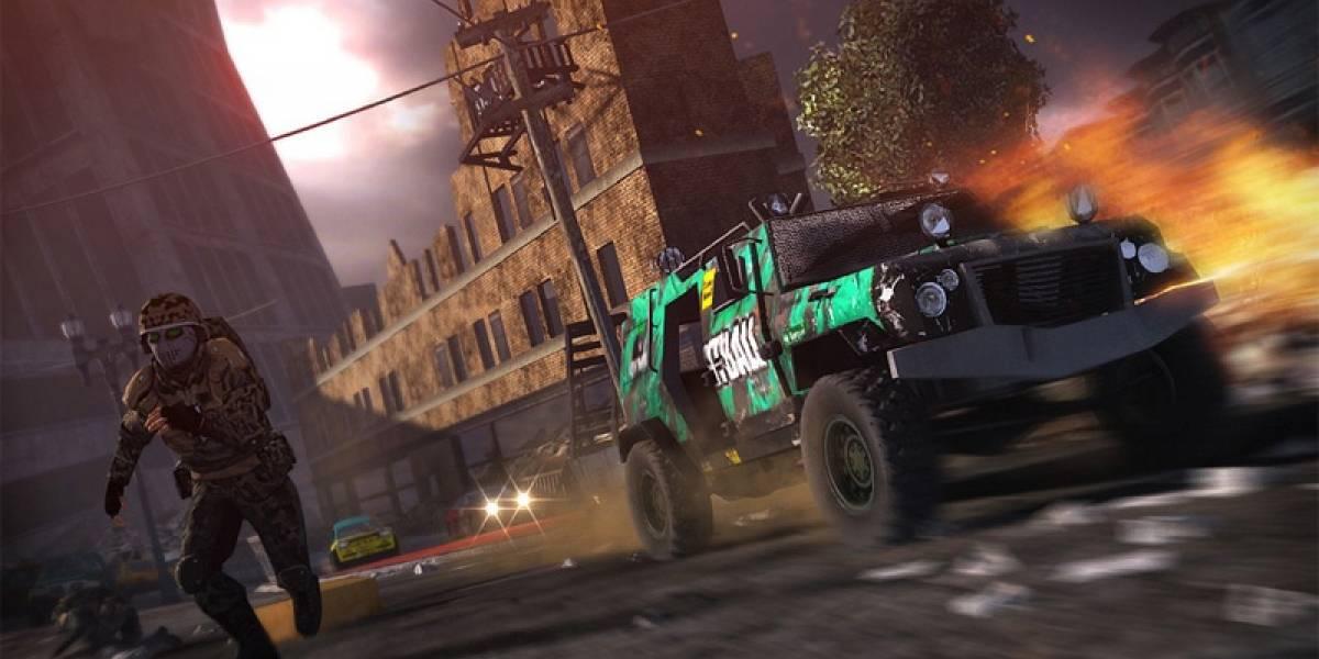 En MotorStorm Apocalypse se podrán crear y compartir modos de juego via PSN