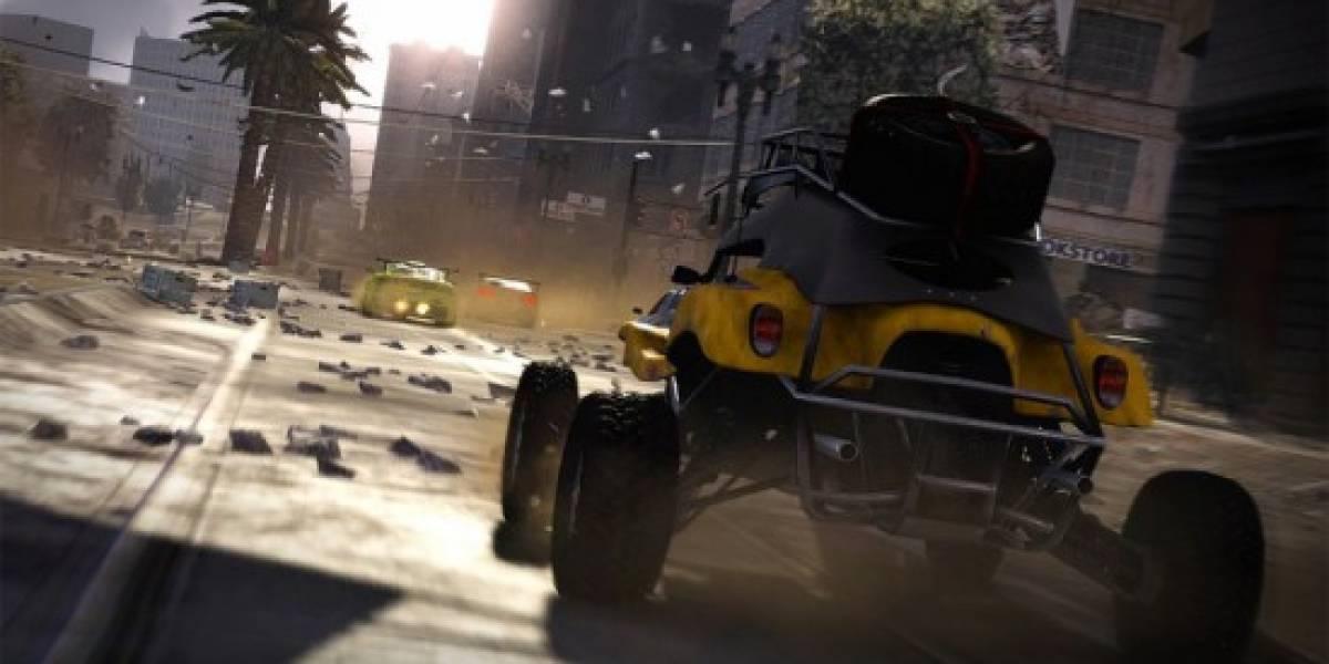 Se revelan nuevos detalles de MotorStorm Apocalypse