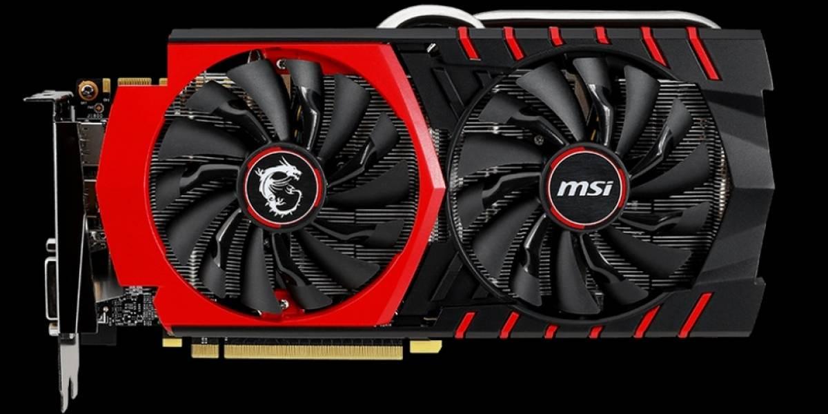 MSI alista una actualización de VBIOS para sus tarjetas GeForce GTX 970
