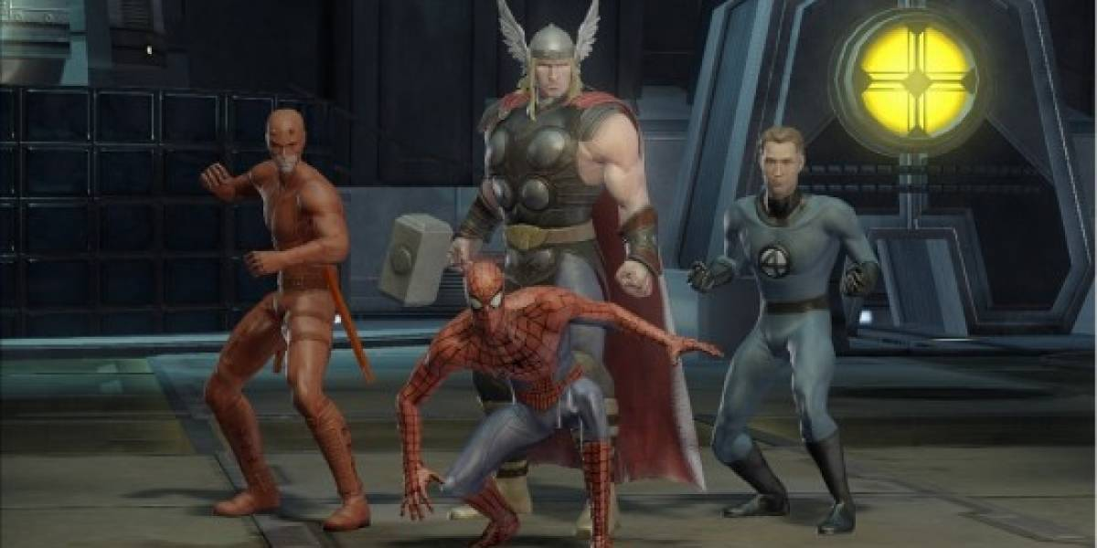 Marvel Ultimate Alliance 2 [NB Labs]
