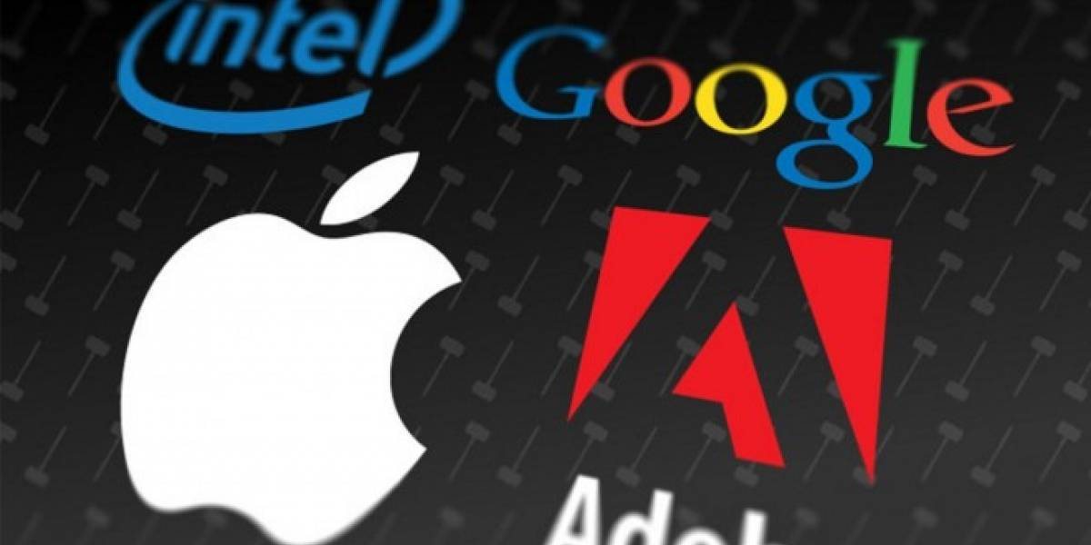 Google, Apple, Intel y Adobe pagarán $415 millones de dólares por demanda laboral