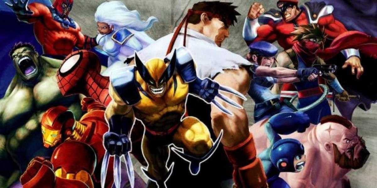 Marvel vs Capcom 3 lleva 2 años de desarrollo