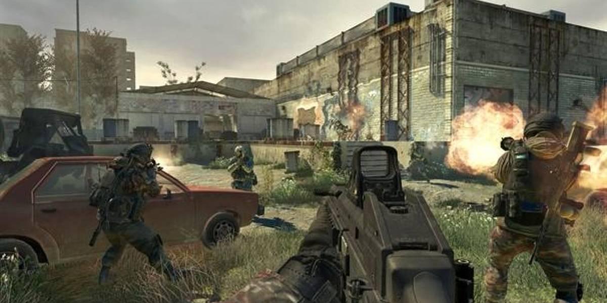 Un jugador pretende sacar un prestigio en Modern Warfare 2 sin matar a nadie