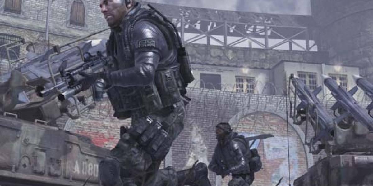 El DLC para Modern Warfare 2 será exclusivo de Xbox 360 por 30 días