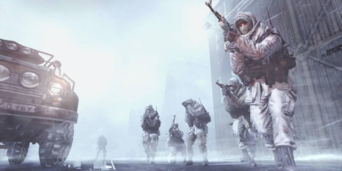 Activision quería más juegos de la SGM en lugar de Modern Warfare