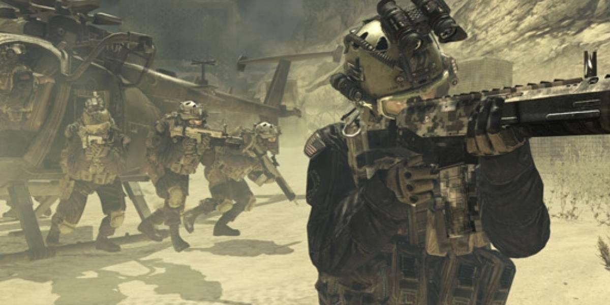 Distribuidores digitales se niegan a vender Modern Warfare 2
