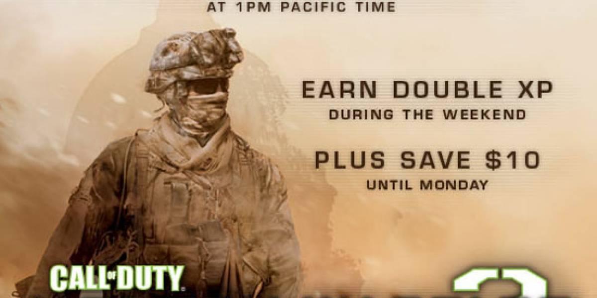 Fin de semana gratuito de Modern Warfare 2 en Steam