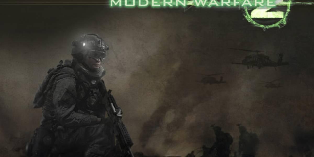 IW recorta el multijugador de Modern Warfare 2 en PC a solo 9v9