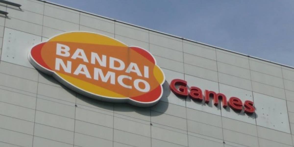Namco Bandai está perdiendo dinero (y mucho)