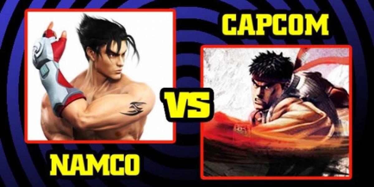 Futurología: Se vienen Capcom vs Namco y Namco vs Capcom
