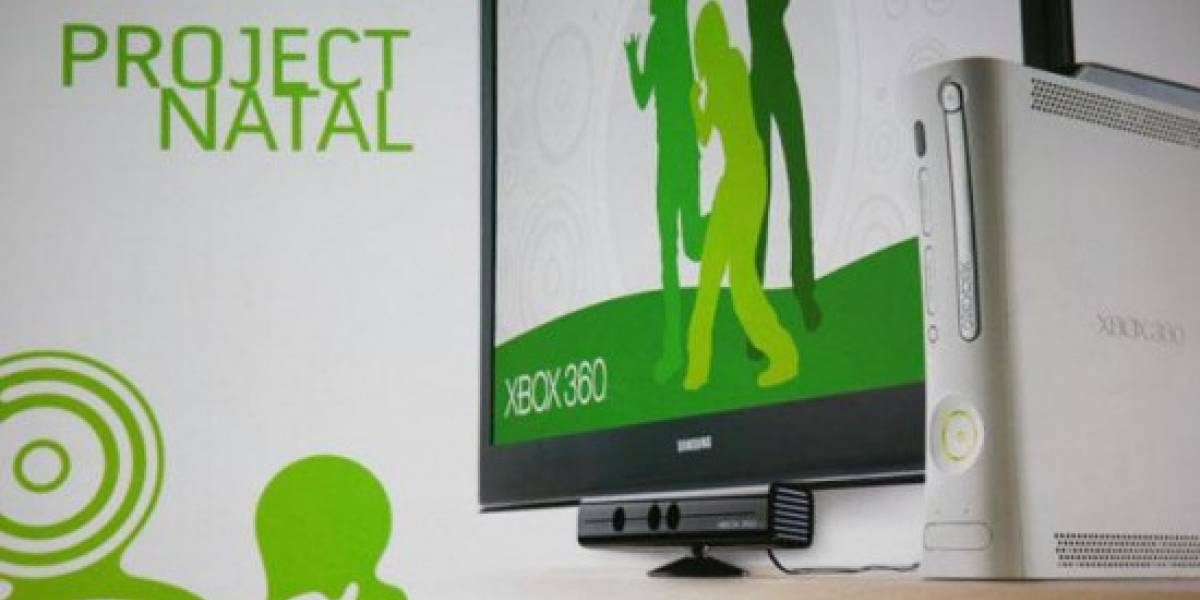 Natal marcaría la mitad de la vida útil de la Xbox 360