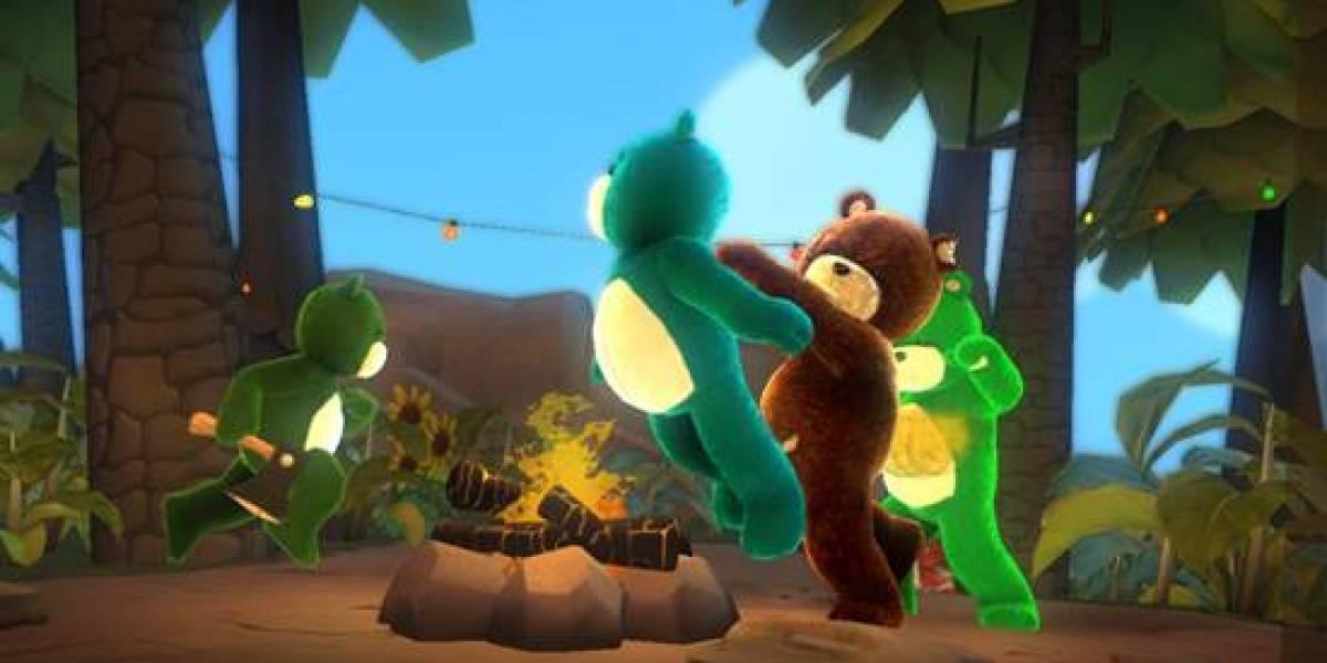 Naughty Bear tiene DLC gratuito
