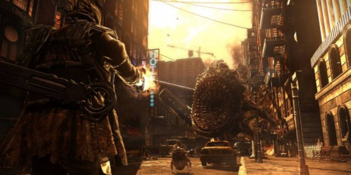 Konami anuncia NeverDead, el nuevo juego de Rebellion [E3 2010]