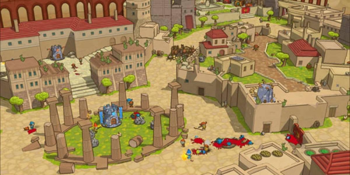 Nuevo DLC para Fat Princess [PAX 2009]