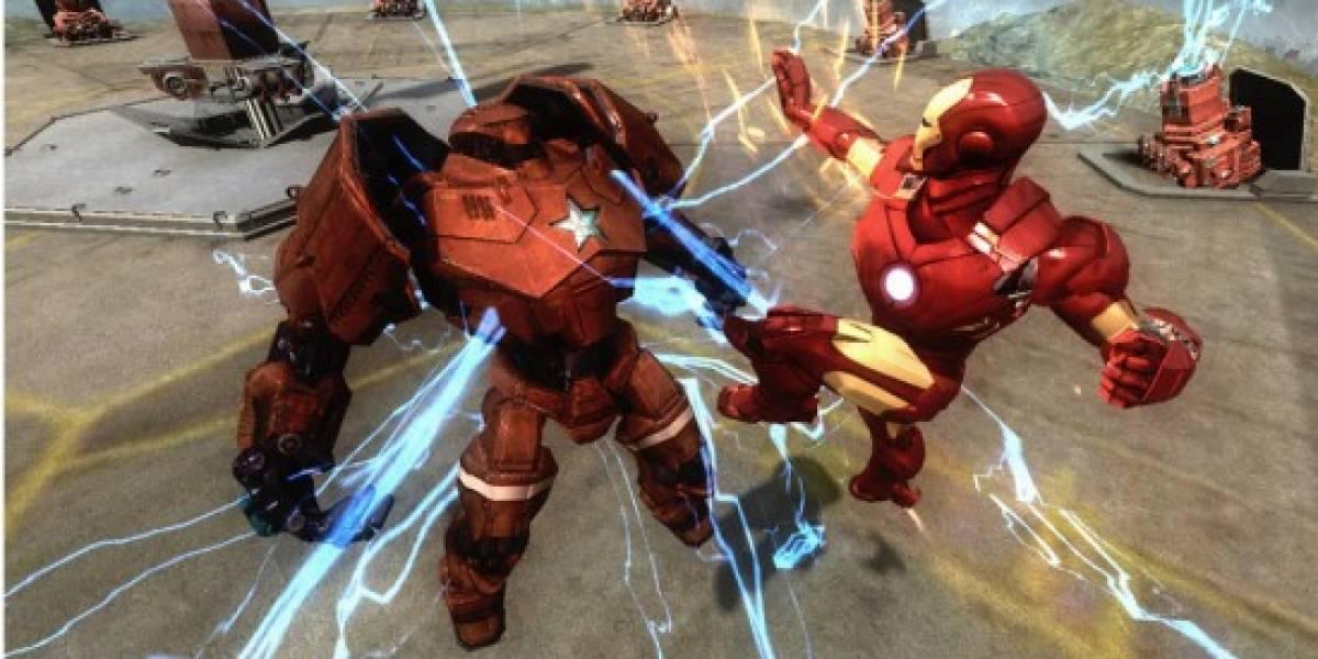 Detrás de cámaras con Iron Man 2