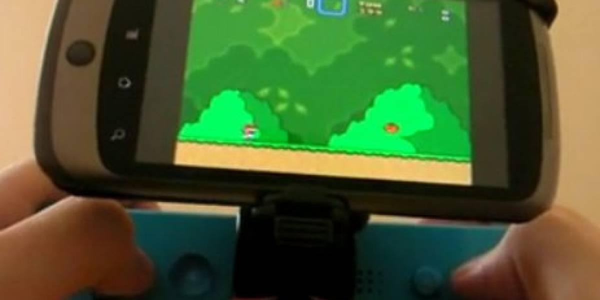 Video: Nexus One y Wiimote, la mejor dupla para jugar
