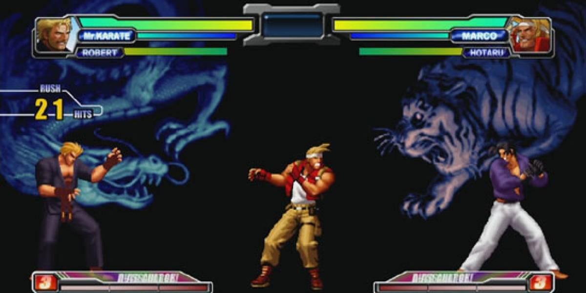 NeoGeo Battle Coliseum [NB Labs]