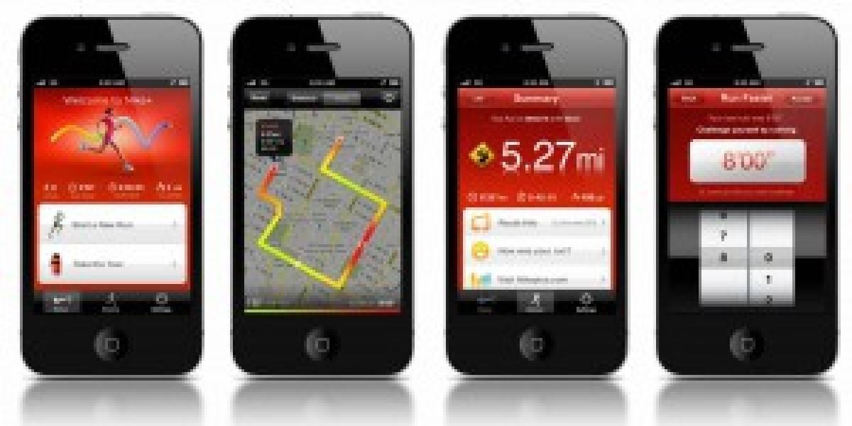 Nike presenta nueva aplicación para iPhone exclusiva para corredores