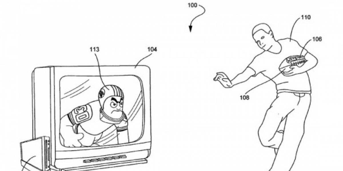 Nintendo patenta un nuevo control para futbol americano