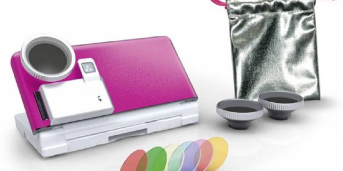 Optimiza la cámara de tu DSi