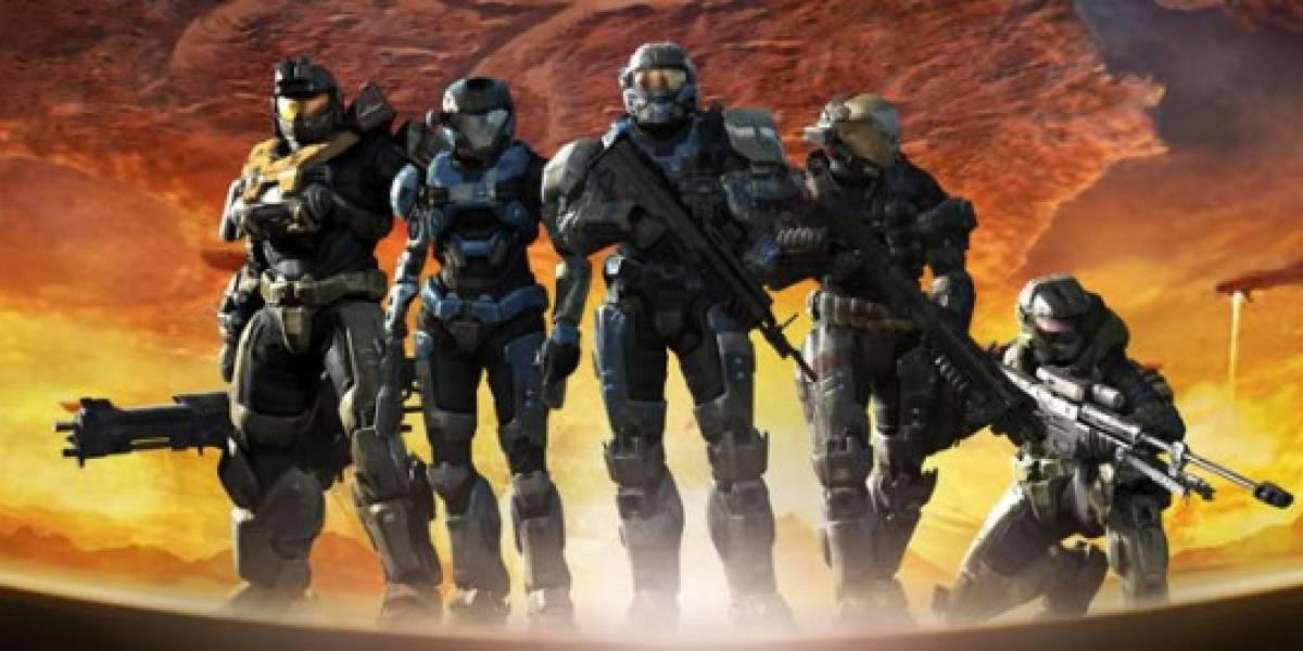 El modo Firefight de Halo: Reach en acción