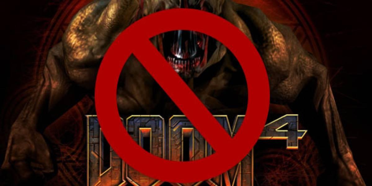 Esta QuakeCon tiene un gran ausente: Doom 4 [QuakeCon 2010]