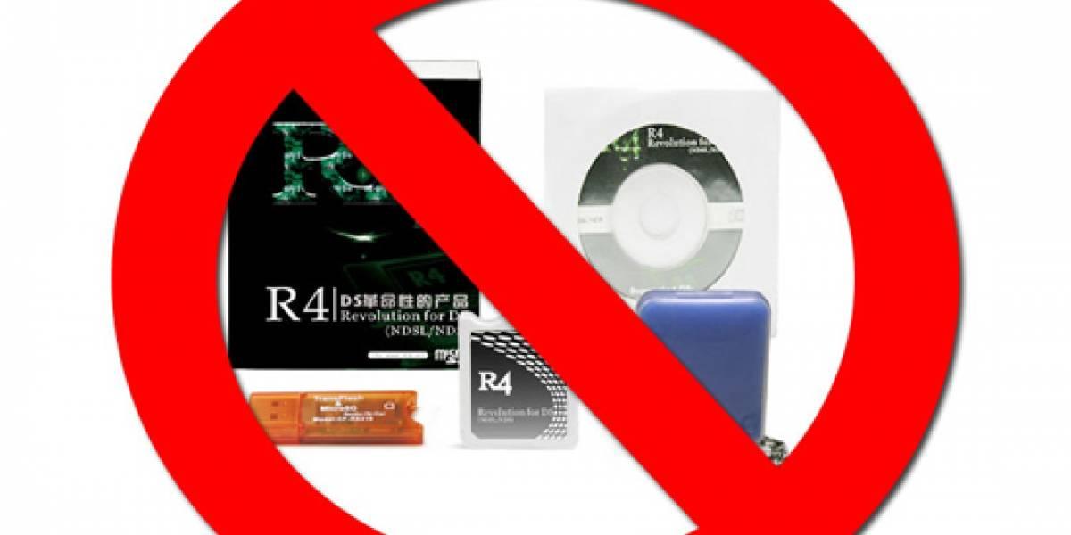 Gran Bretaña: Sentencian como ilegal a las tarjetas flash para Nintendo DS