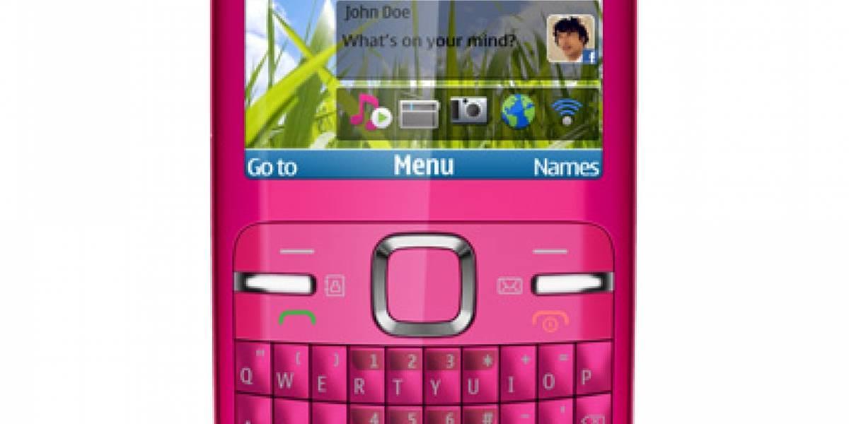 México: Nokia y Fundación Cim*ab lanzan Nokia C3 rosa para concientizar sobre el Cáncer de Mama