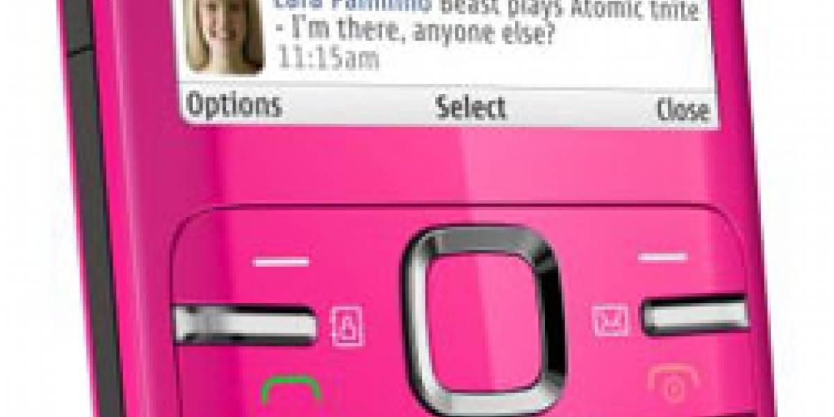 Nokia C3 ya se vende en España por EUR€115
