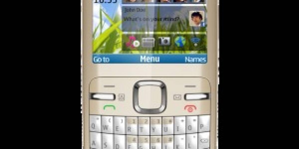 Nokia presentó el C3 en México