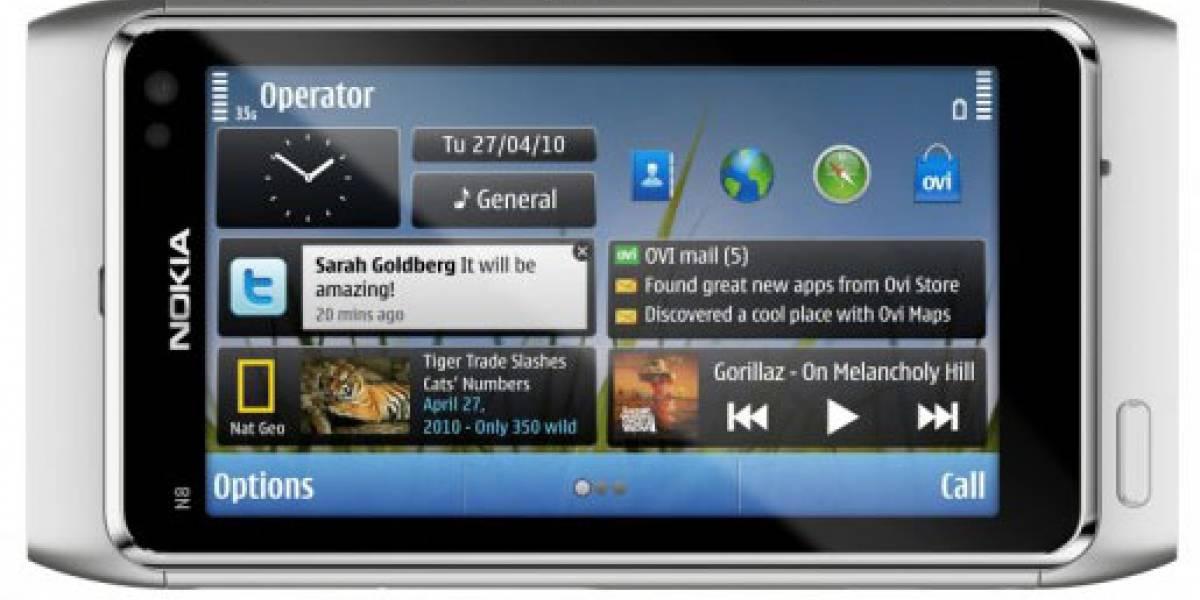 El Nokia N8 se retrasa hasta octubre
