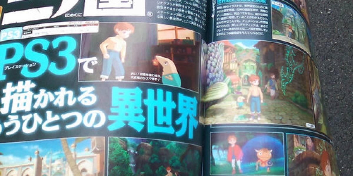 Ninokuni cambia del DS al PS3