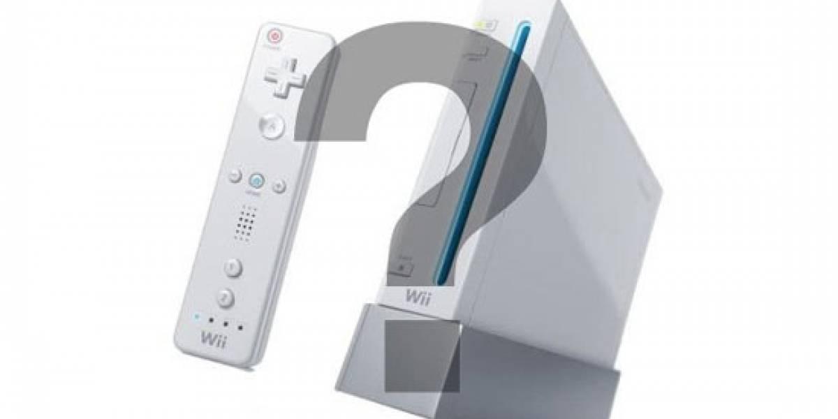 El sucesor de Wii no llegará pronto (se lanza mañana, LOL)