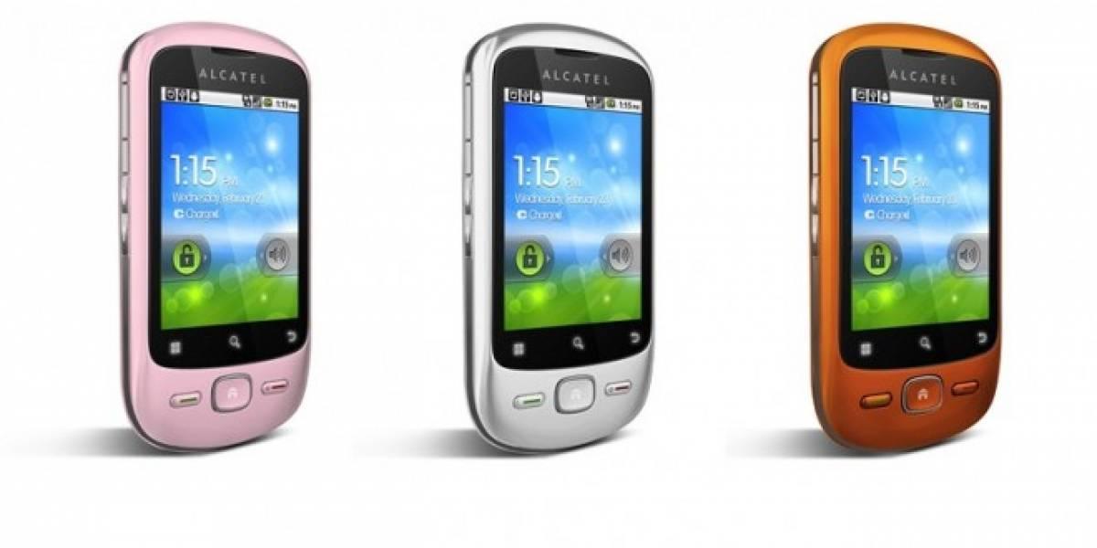 Llega a Argentina el primer y más barato ALCATEL con Android del mercado: OT-906