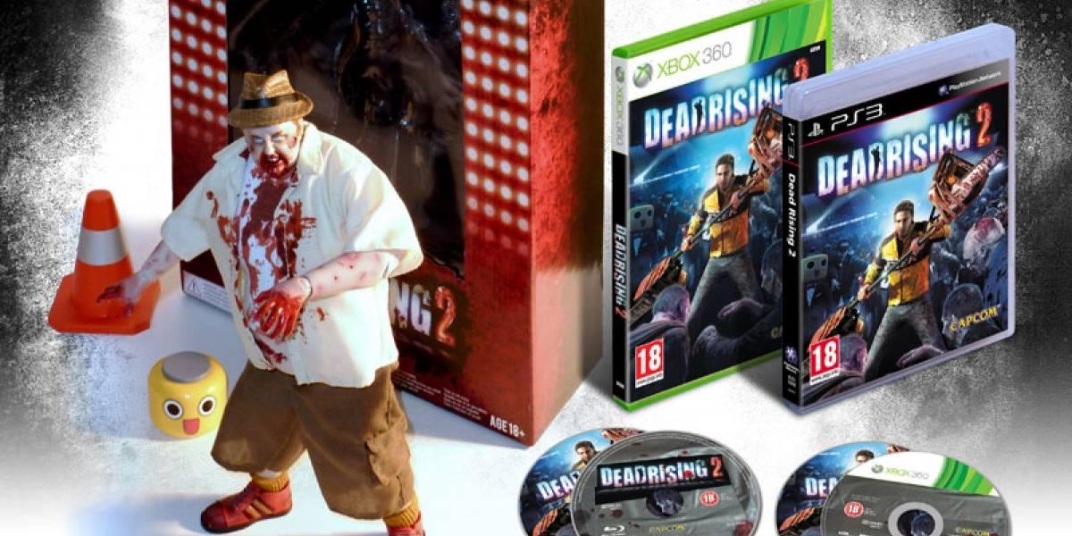 Dead Rising 2: no hay Outbreak Edition para nosotros los americanos