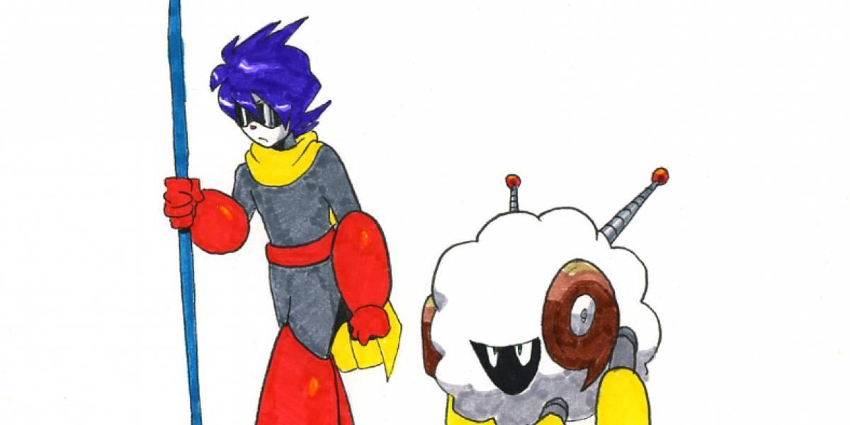 Lista de jefazos de Mega Man 10
