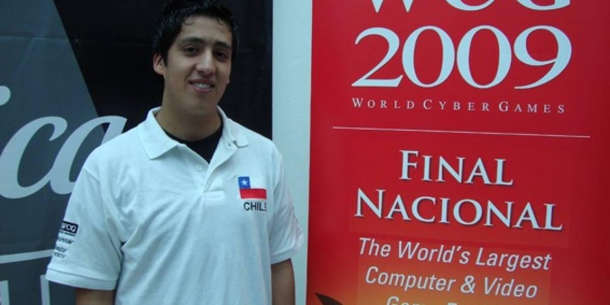 WCG Chile 09: Ya hay ganador