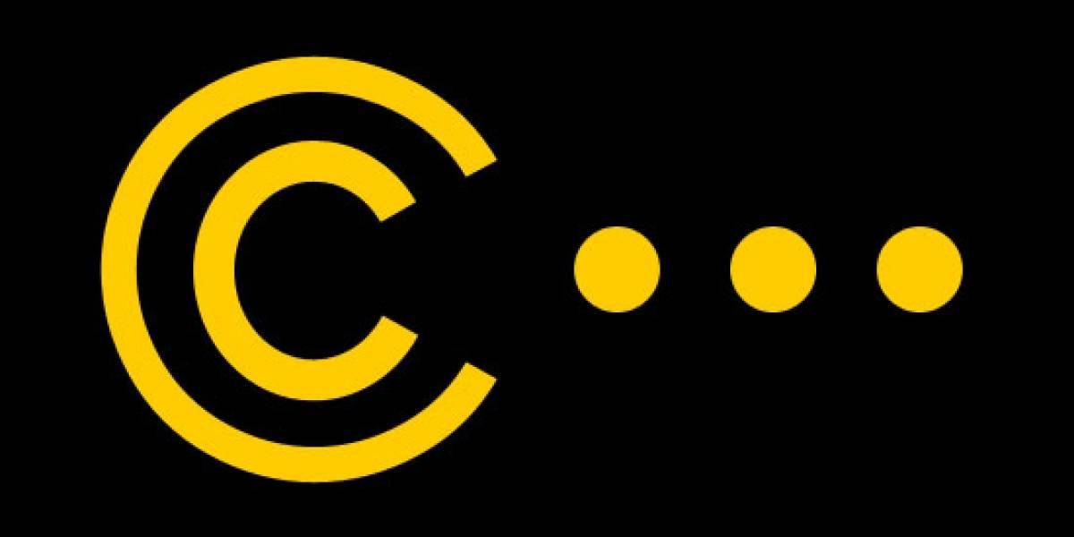 Copyright gana: NAMCO mata copia de Pac-Man realizado por UN NIÑO