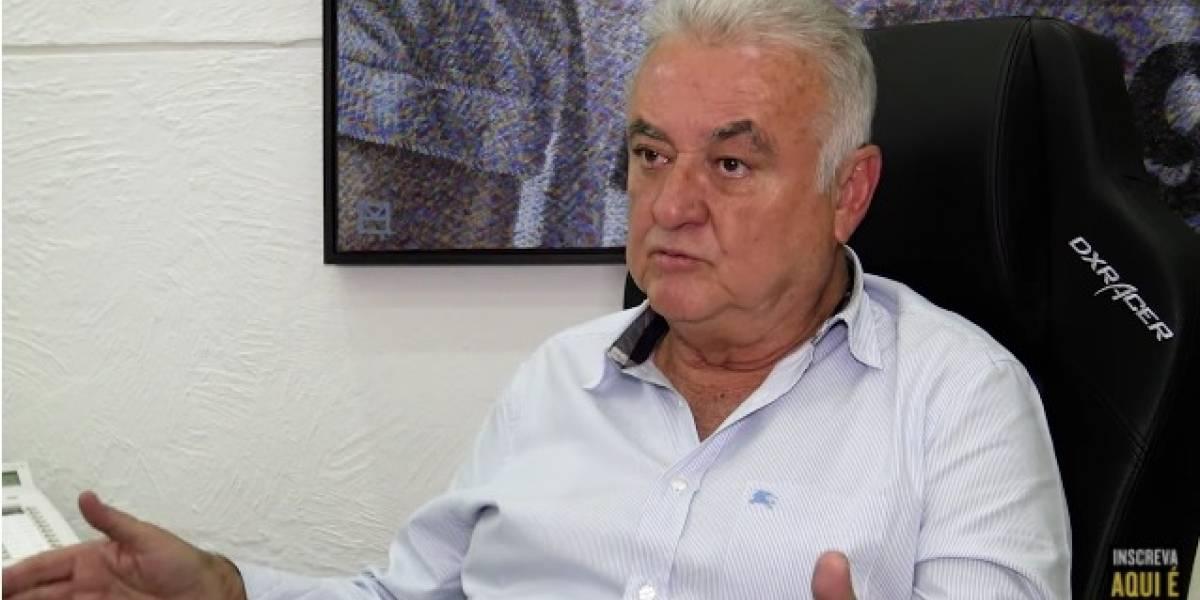 Candidato, Paulo Garcia descarta fazer empréstimo ao Corinthians