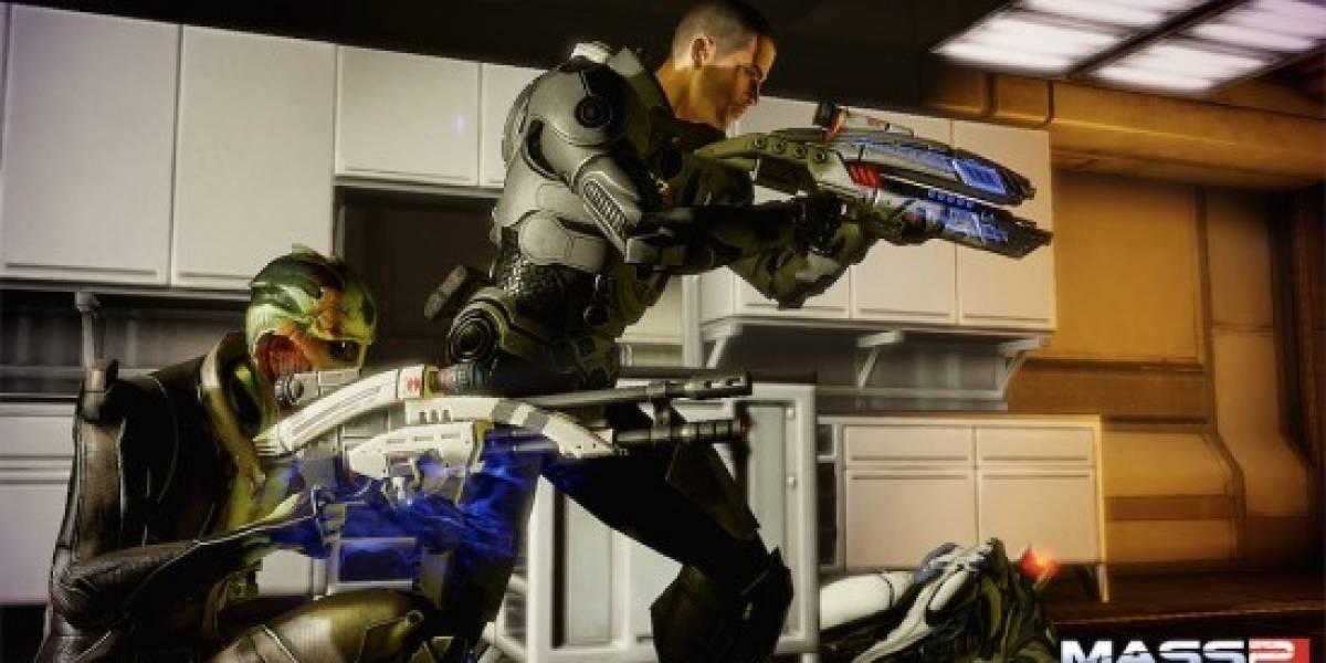Cuatro nuevas imágenes de Mass Effect 2 [PAX 2009]
