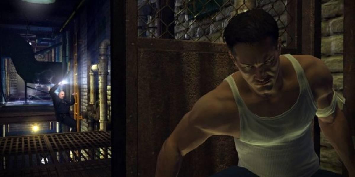 Primeras imágenes del juego de Prison Break
