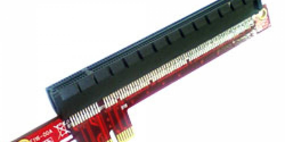 Adaptador PCIe x1 a x16
